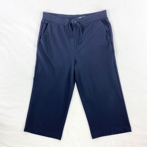 Ralph Lauren Jersey Knit Capri Pants